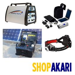 ShopAkari Indiegogo Campaign Card