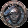 Decorative African Plaque