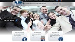 VR Business Brokers Website