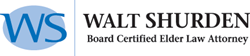 Law Office of Walter B. Shurden Logo
