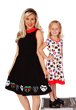 Even the dark side is loveable on this new Star Wars Heart Bad Guy Dress for ladies. Girls can embrace the light side with this new Star Wars Heart Good Guys Dress.