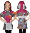 Sabine has quickly become one of the most popular characters on Star Wars Rebels. Now your youngling can embrace the spirit of Sabine with this new costume tunic.