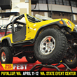 4 Wheel Parts Truck & Jeep Fest Storms Into Puyallup, WA