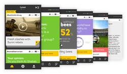 AJ+ mobile app image