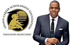Jay-Z Shawn Carter Foundation Scholarship