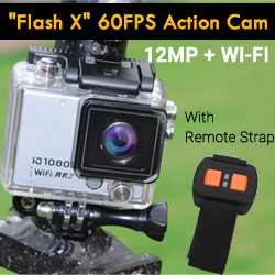 Flash X: Best Action Cam