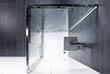 Corner Entry Bathroom Shower Enclosure