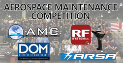 RF System Lab, D.O.M. Magazine, and ARMA are proud sponsors of the Aerospace Maintenance Competition