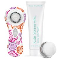 Clarisonic Mia 2 Kate Somerville Value Set - Pink Print