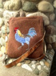 Bird Messenger Bag from Rosy Toes Designs