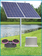 Vertex Water Features Introduces BriteStar™ Battery-Free Solar Pond...