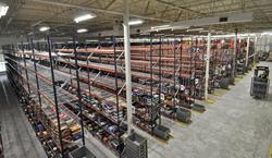 First look inside the Peltz Shoes warehouse