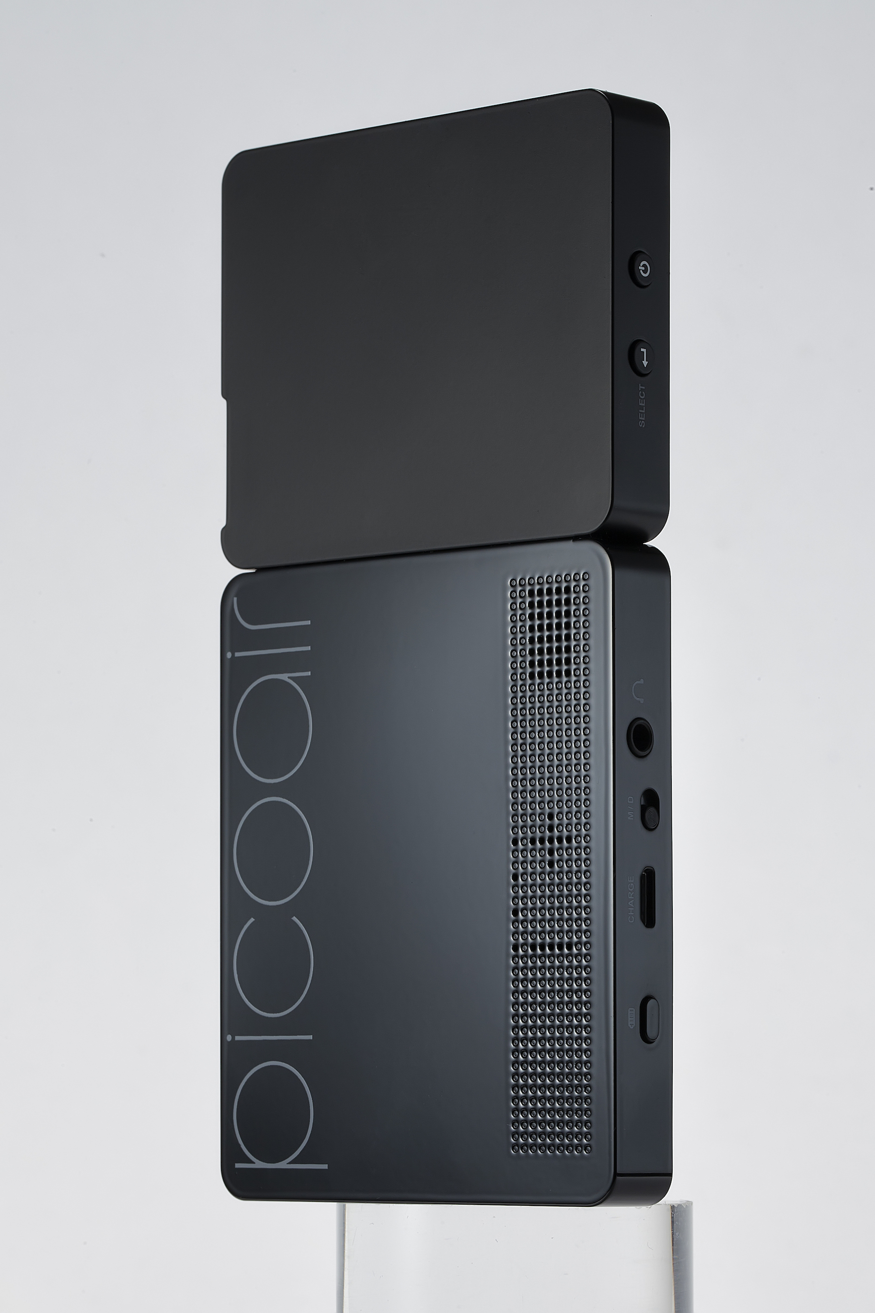 Now available on amazon picopro and picoair by celluon for Hd pico projector