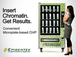 Chromatin immunoprecipitation (ChIP) research kits for epigenetic research by Epigentek including low-cell, ChIP-Seq, and plant-specificity.