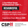 Swenson Consulting, Expert Witness and CSP to the Snow & Ice...