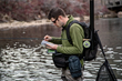 Gain Mid-stream Access to Fly Fishing Stream-side Necessities With MindShift Gear's New rotation180° Panorama Backpack
