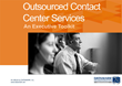 "DATAMARK Releases New eBook: ""Outsourced Contact Centers: An Executive..."