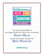Voted Best Massage In San Diego