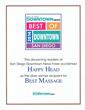 Voted Best Massage In San Diego