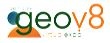 Geov8 Virtual Expo Logo