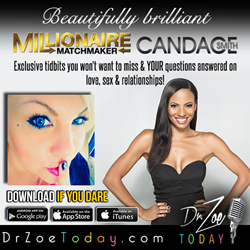 Millionaire Matchmaker Candace Smith on Dr. Zoe Today
