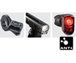 ANT+ Powers New Bontrager Bike Light Products Designed to Keep...