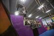"Jesse La Flair, Cory DeMeyers, Pasha ""The Boss"", Jason Paul, watch a competitor soar"