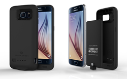 ZeroLemon Galaxy S6 2800mAh Slim Power Battery Case Available on 15 April 2015