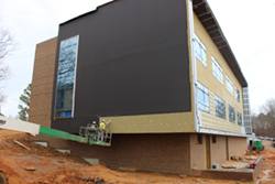 Garland's new Aero-Perm line of permeable air and water barriers help create healthier and more energy efficient buildings.