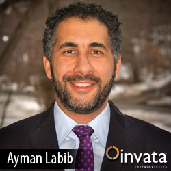 Ayman Labib joins Invata Intralogistics