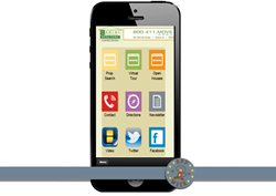Carini Realtors named as Infinite Monkeys' Mobile App Of The Week for March 22nd - 28th