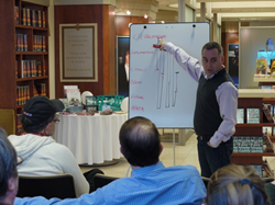 The Church of Scientology of Quebec held a Truth About Drugs training session in honor of World Health Day 2015.