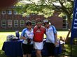 Topical BioMedics' Team Topricin staff members include (L to R) Michelle Fuoco, Gale Jaeck-Quick, and Margaret Ann Martino
