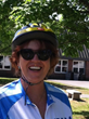 Topical BioMedics' co-founder and COO, Aurora Paradise, is ready to strap on her helmet again in 2015 to go the distance for diabetes