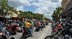 Leesburg Bikefest 2015, Leesburg Florida