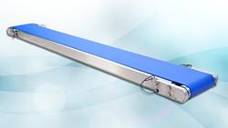 QC Industries' HydroClean Sanitary Conveyor