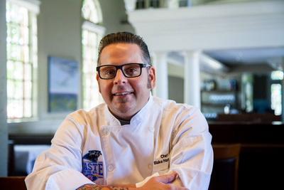 Bonterra Dining Amp Wine Room S Chef Blake Hartwick To Host