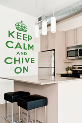 the Chive wall art