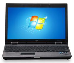 HP Refurbished Laptop from Refurb.io