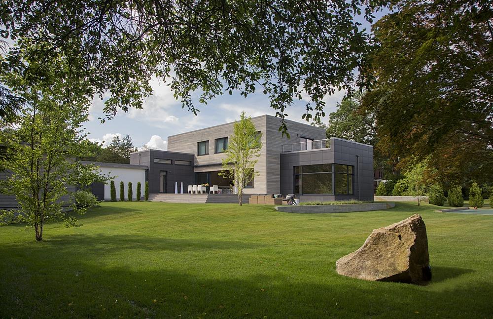New Modern Home in Lexington Receives Historical Society Award