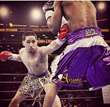 Avianne Jewelers Supports Lamont Peterson's Fight Against Danny Garcia