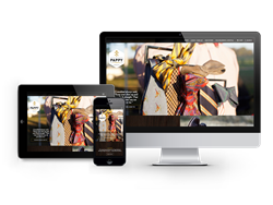 The new Pappy & Company e-commerce website features a responsive design