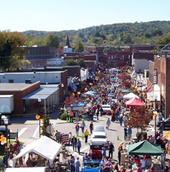 Clinch River Spring Antique Fair