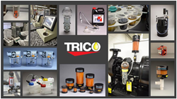 Trico specializes in maintaining critical equipment by catering to the maintainer with these containers and other products