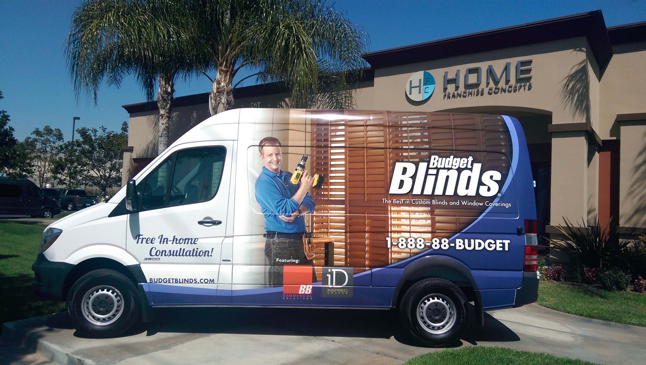budget blinds announces sale of one thousandth franchise license