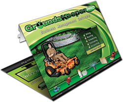 GroundsKeeper Pro Software Box
