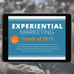 Experiential Marketing Trends Report 2015