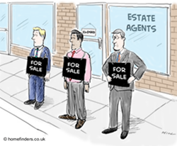 The future of high street based estate agents?