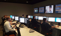ITsavvy's Network Operations Center (NOC) featuring best-in-breed technology