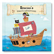 """In celebration of """"Get Caught Reading"""" month, children's personalized bookseller ISeeMe.com is releasing """"My Pirate Adventure,"""" a swashbucklin' new personalized storybook."""